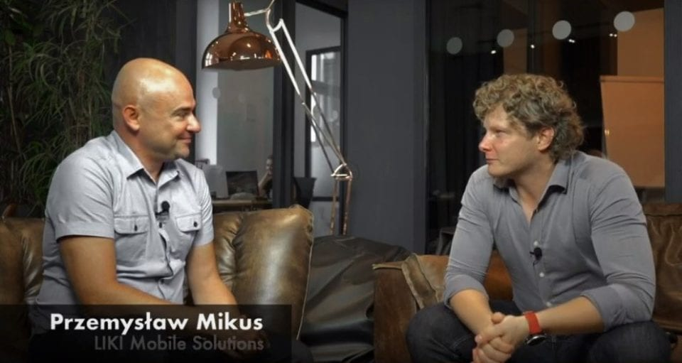 Czy każdy może być programistą? Przemysław Mikus – Liki Mobile Solutions