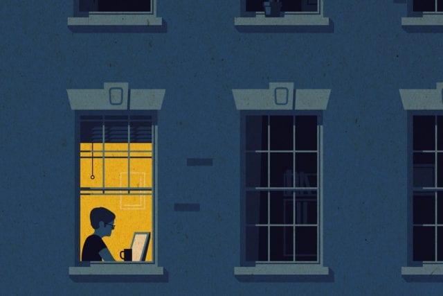 Zalety i wady pracy w domu (porównanie z biurem )