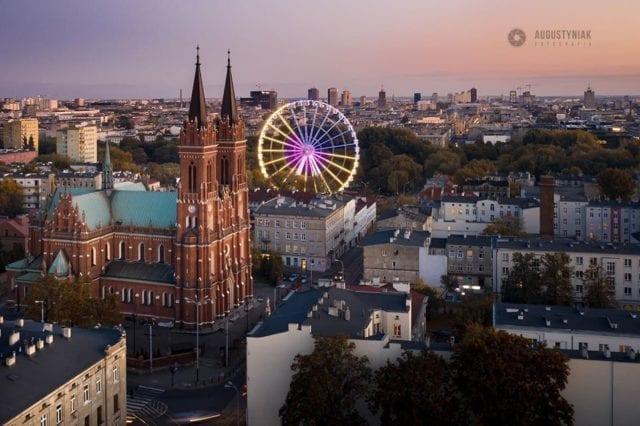 Dzielnice Łodzi – Bałuty
