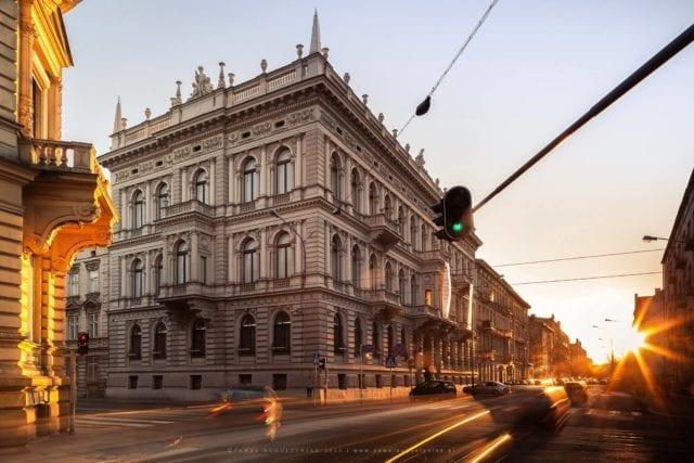 Dzielnice Łodzi – Polesie
