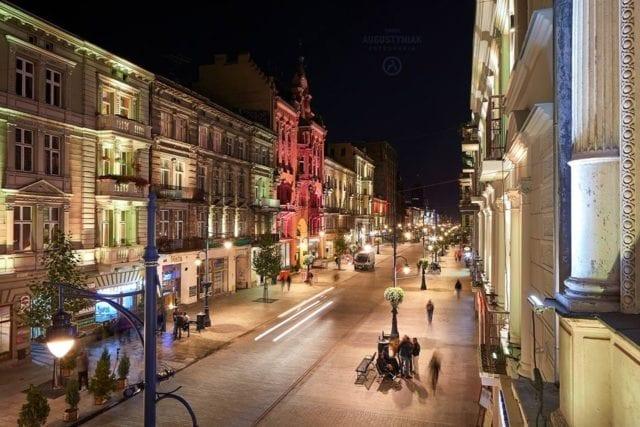 Dzielnice Łodzi – Centrum
