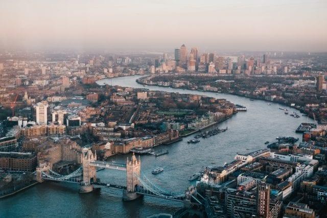 Coworking i biura na wynajem w Londynie