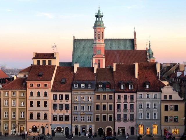 Coworking i biura na wynajem w Warszawie