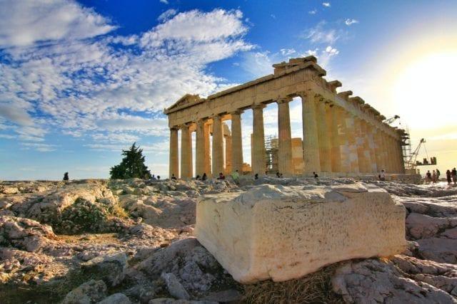 Biura na wynajem i coworkingi w Atenach