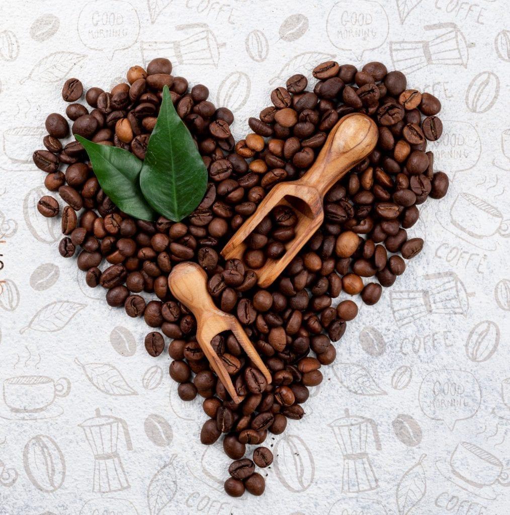 Rozpocznij dzień od filiżanki aromatycznej kawy